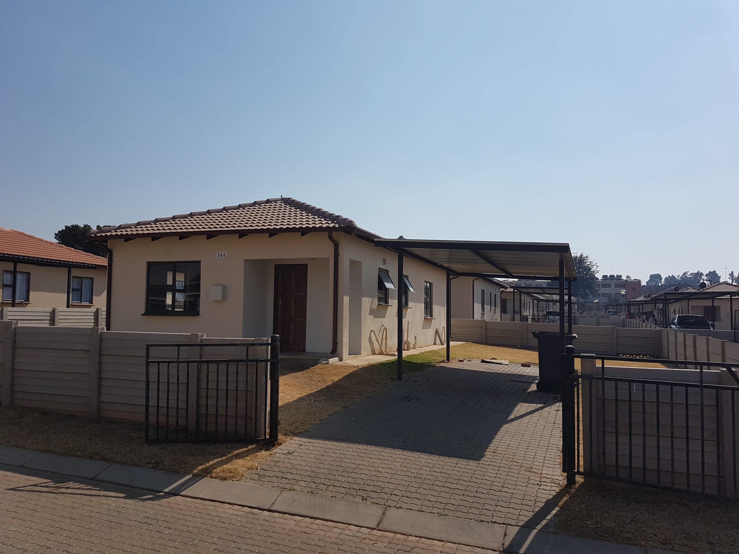 3 Bedroom, 2 Bathroom from R7950 p/m
